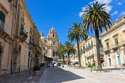 Città d'arte - Ragusa Ibla