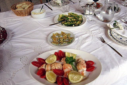 La cuisine regionale sicilienne et nos menus - Arancini sicilien